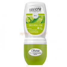 Deo roll-on werbena-limonka Bio 50ml - Lawera